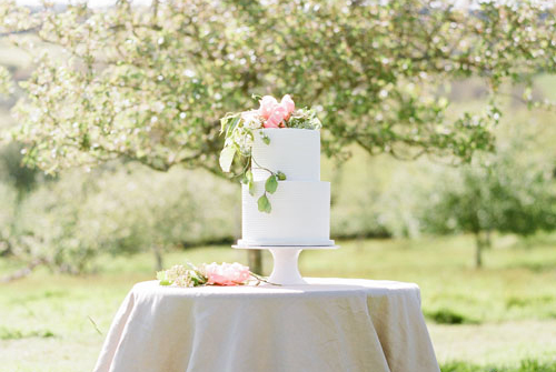 Natural Weddings – Natural Cakes